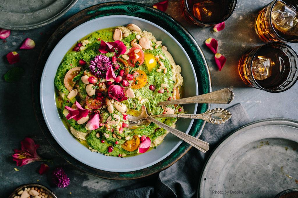 Basische Ernährung - farbenfroh und lecker