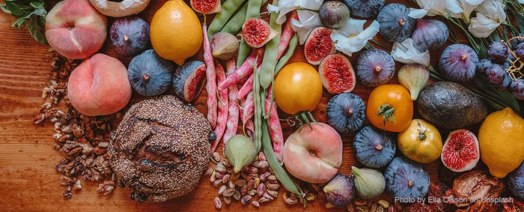 Basische Ernährung - Obst und Gemüse